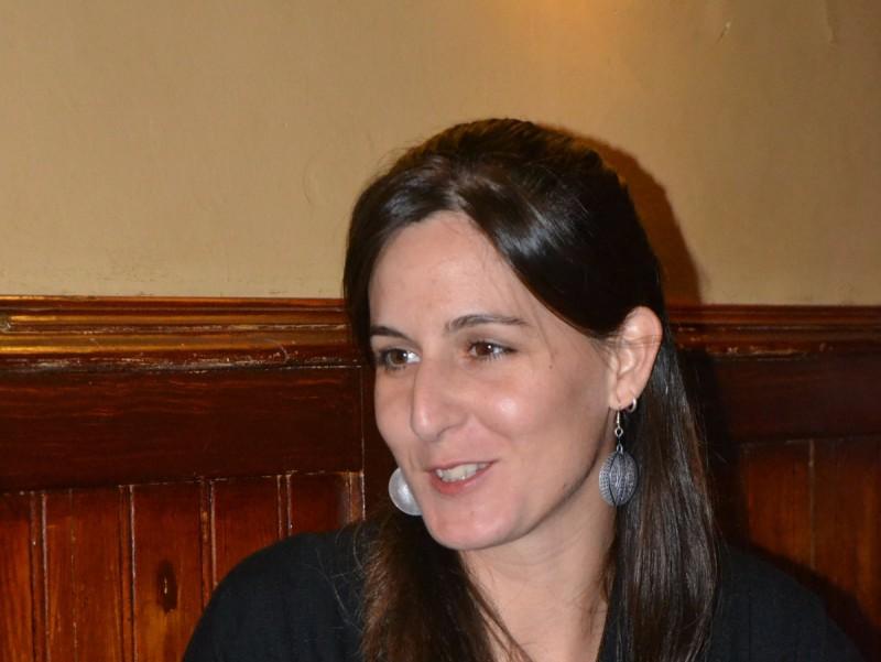 La periodista Gemma Parellada. Foto:ARXIU