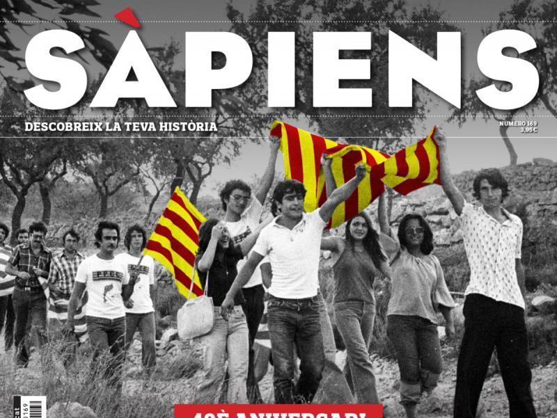 La portada de 'Sapiens' de juny Foto:SAPIENS