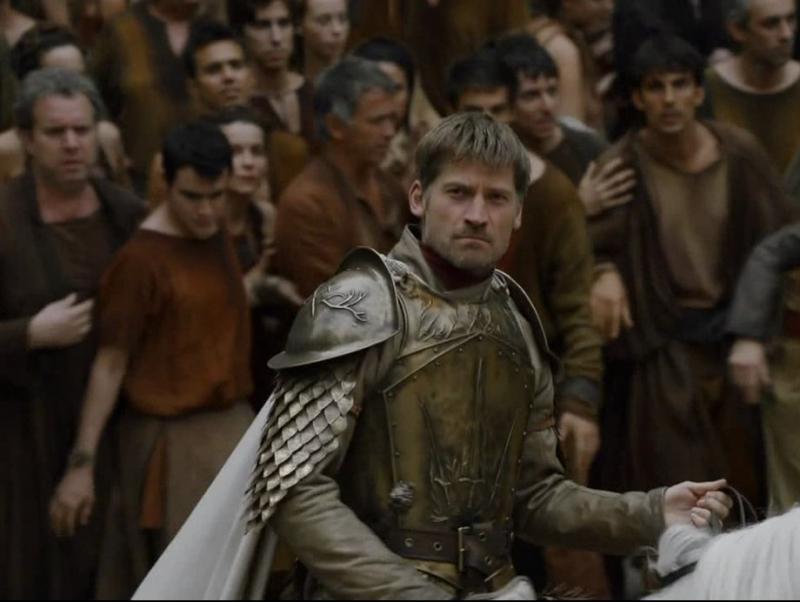 L'extra Pemi Planas, al fons a l'esquerra Foto:HBO