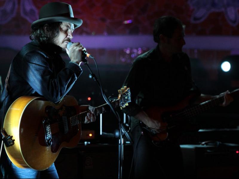 Els nord-americans Wilco, a Barcelona l'any 2011 Foto:ALBERT SALAMÉ