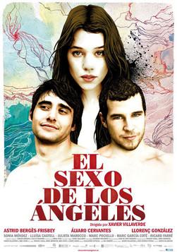Cartell de la pel·lícula 'El sexe dels àngels'